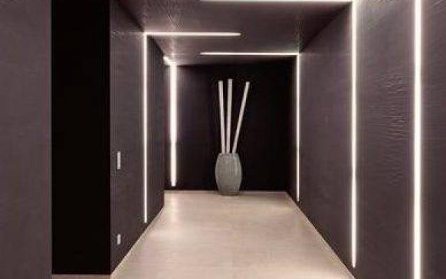 LED light design in Dubai
