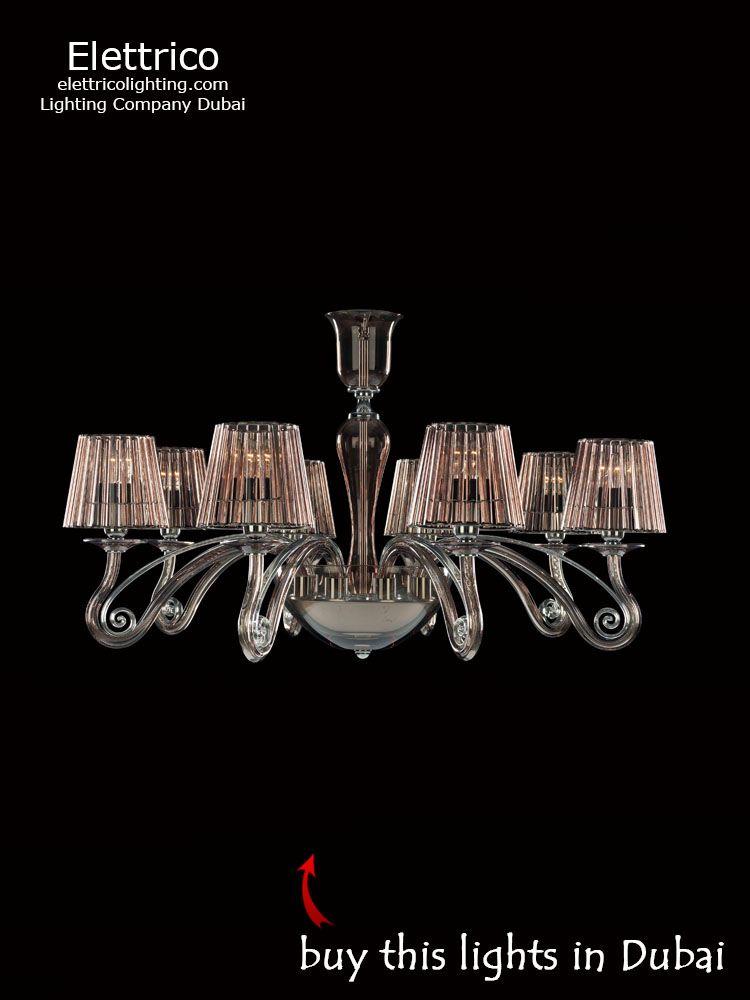 Alheli Fume 10 Lamps Elettrico Lighting In Dubai Uae
